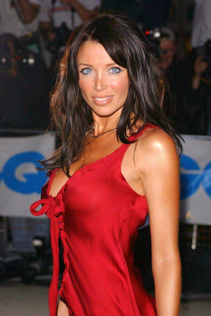 Dannii Minogue Red Dress Excercise Pinterest Dresses