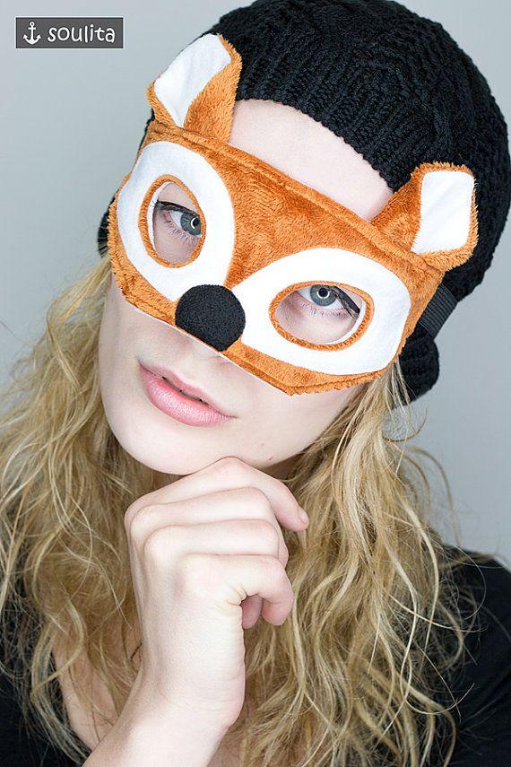 Maske Firefox  Fuchs Maske von soulita auf Etsy