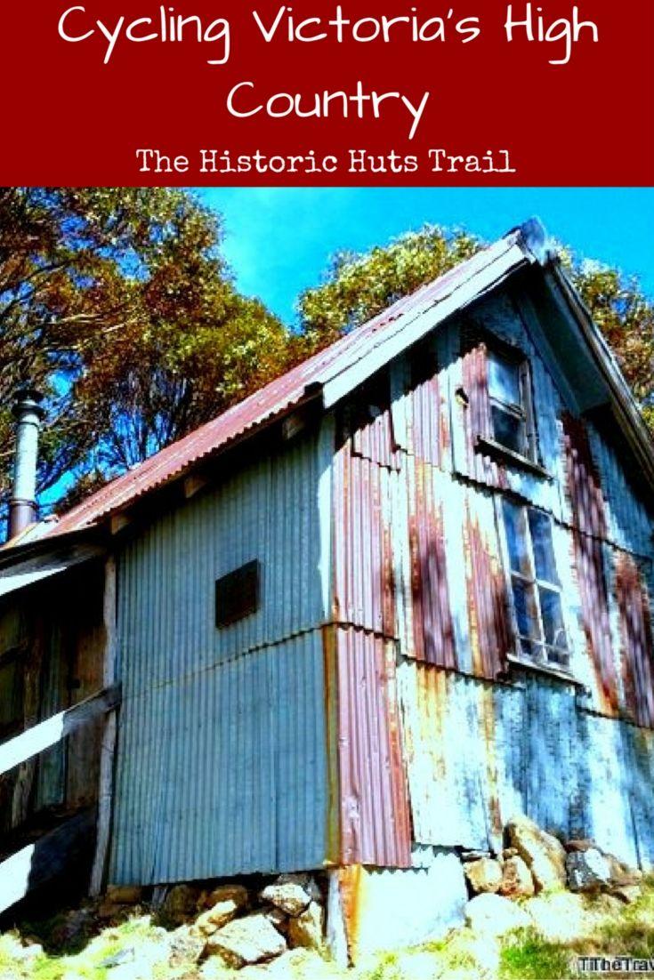 The Historic Huts Trail, Falls Creek Victoria - cycling