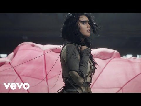 "Watch a Snippet of ""Rise"" Music Video by Katy Perry - Just Random Things"