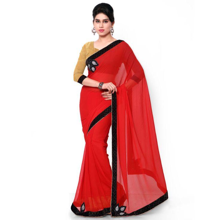 Bollywood Saree Designer Ethnic Partywear Wedding Indian Dress Pakistani Sari…