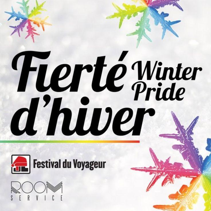 Rendez-vous On Ice - Winter Pride.  Fierté d'hiver is a Winter Pride Celebration for Winnipeg's LGBTTQ community! Local DJs & Drag Show.  September 28