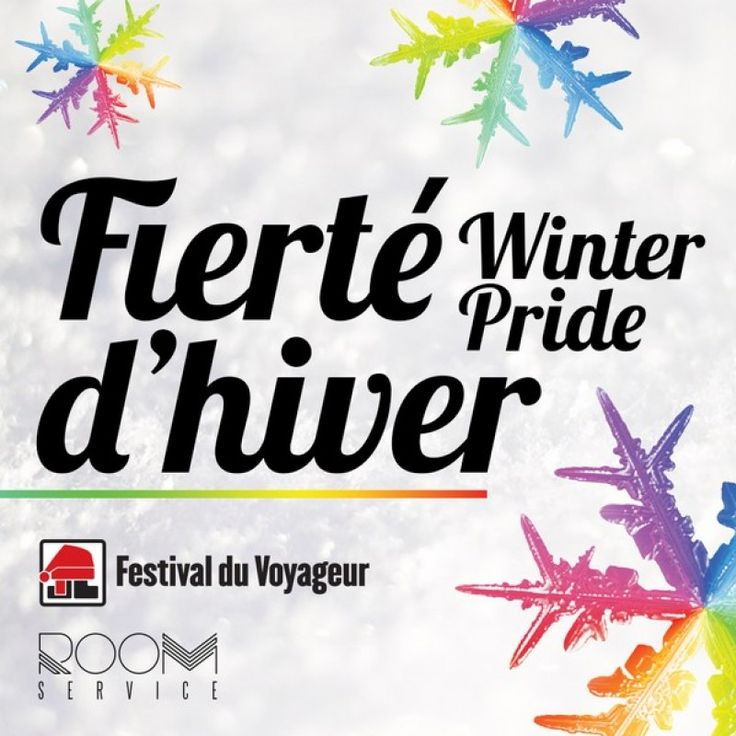 Rendez-vous On Ice - Winter Pride.  Fierté d'hiver is a Winter Pride Celebration for Winnipeg's LGBTTQ community! Local DJs & Drag Show.  September 28
