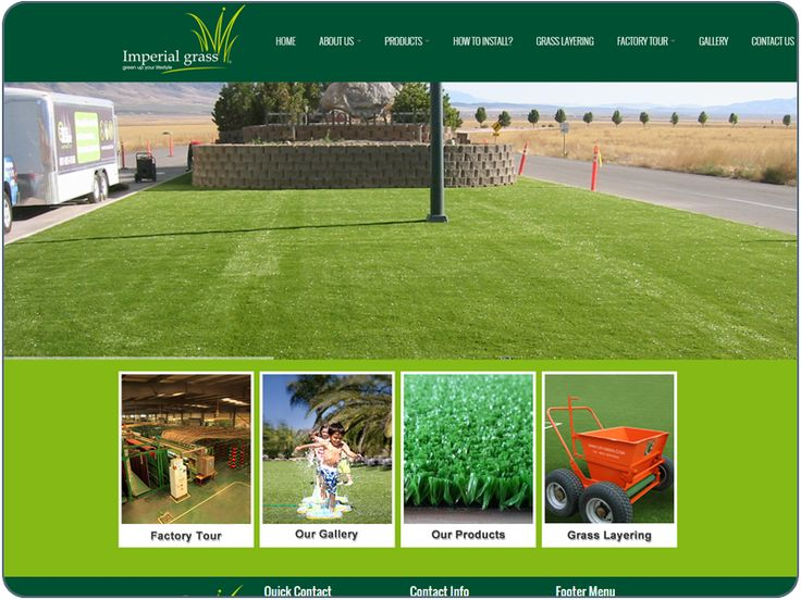 Imperial Grass In the artificial turf industry, Imperial Grass® is making an intensive development during last 7 years. We are also professional in research and production of suspending modular sports flooring. http://www.cheapwebdesign.com.sg/index.php/en/component/content/article/10-portfolio/cms-website/76-imperial-grass