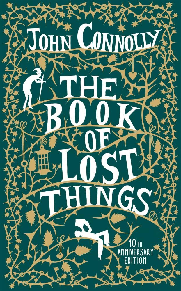 The Book of Lost Things Illustrated Edition - John Connolly