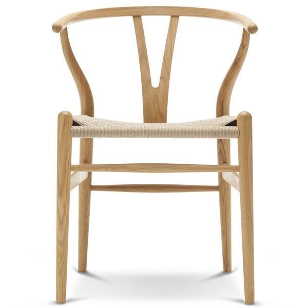 韦格纳CH24横臂椅 - 伍德