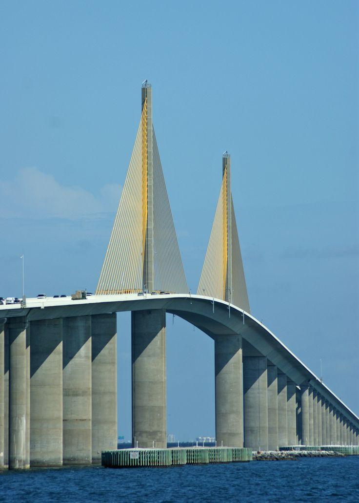 Sunshine Skyway Bridge, Tampa