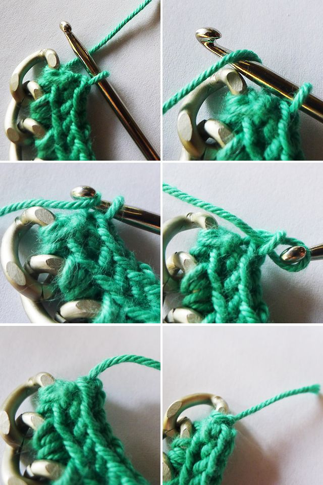 Collar #crochet #DIY #ganchillo  Great photo tut on crocheting chain necklace... <3