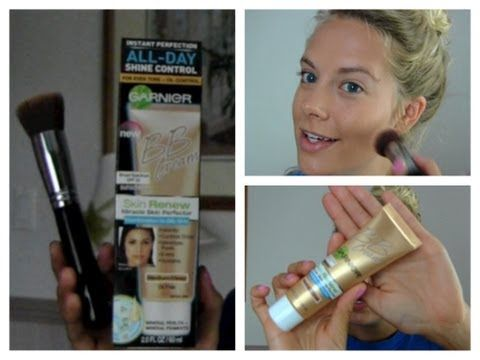 FIF: Garnier BB Cream(Oily/Combo) - http://47beauty.com/fif-garnier-bb-creamoilycombo/ http://47beauty.com/beauty-tutorials/garnier/ 				  https://www.avon.com/?repid=16581277  Hey Everybody! I hope you enjoyed this video! Love you all! Instagram: Kellylovesbeauty1 Vlog Channel: https://www.youtube.com/user/keepingupwithkell Nail Polish- China Glaze Dance baby Garnier BB cream medium/ deep (oily/combo) Sigma F80 brush Garnier roller ball [random:60Video Rating:  / 5[/random]