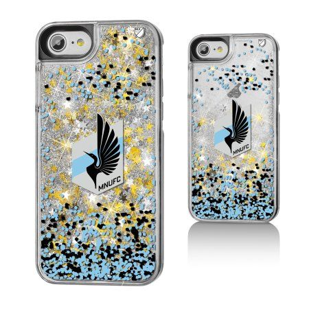 Minnesota United FC Gold Glitter iPhone 7 Case