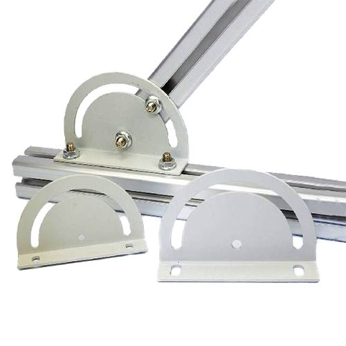 Connector | T-slot System Parts | Furniture hinges, Metal, Plates