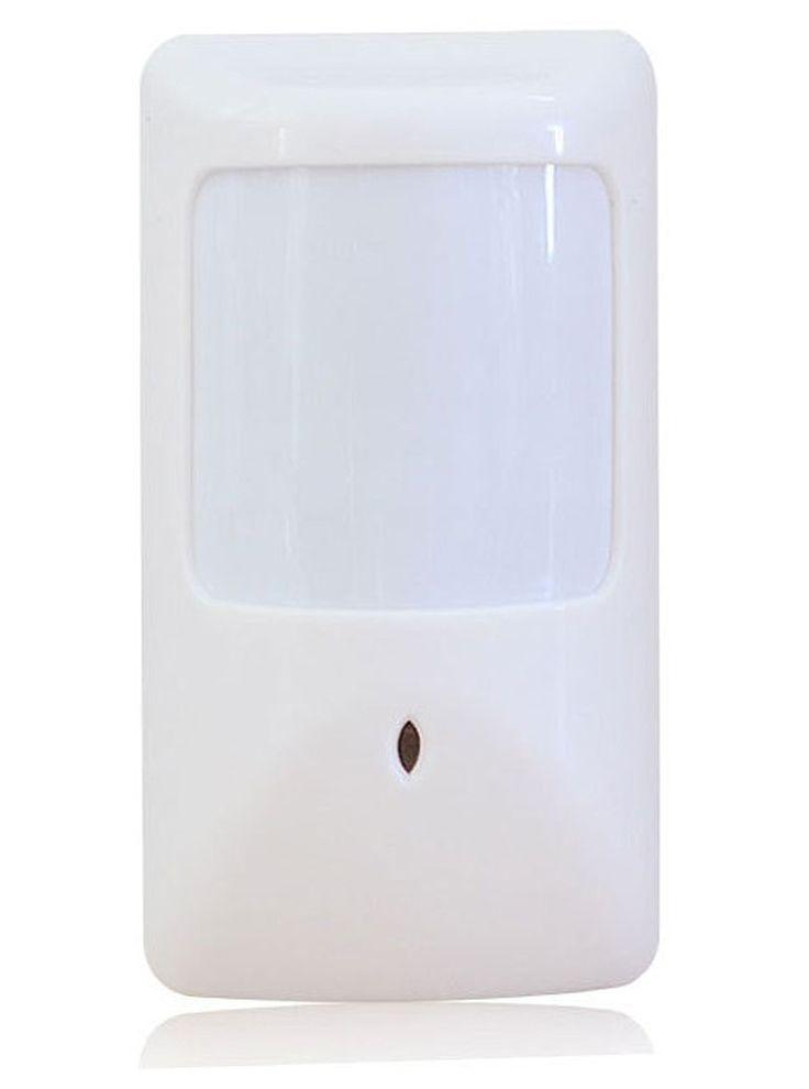 SPT Security Systems 15-952 Dual Passive Pir Intruder Alarm Motion Sensor, White