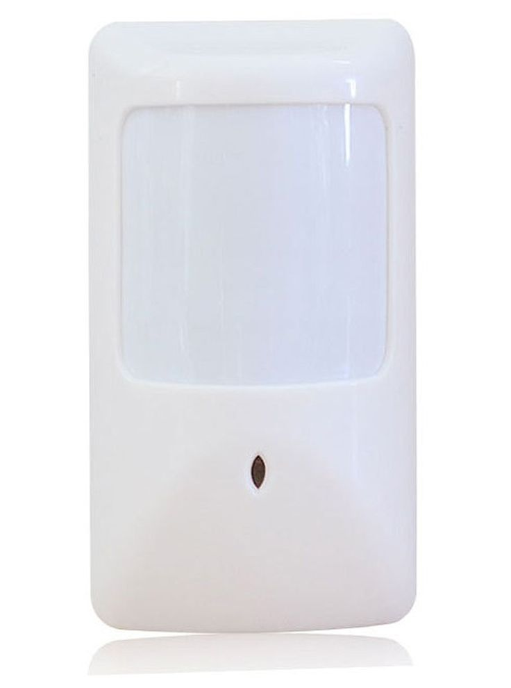 SPT Security Systems 15-952 Dual Passive Pir Intruder Alarm Motion Sensor, White