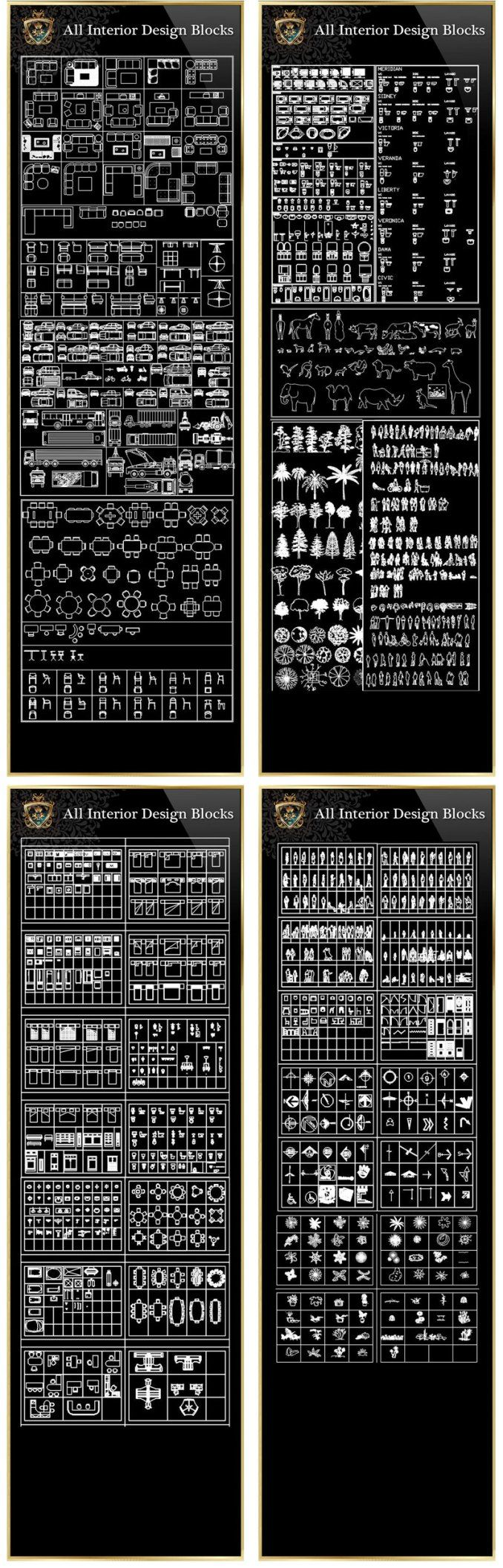 27 best bloques cad images on Pinterest | Cad blocks, Cad drawing ...