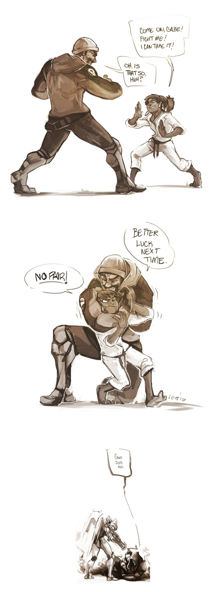 I actually really want to see what happened when reaper was normal