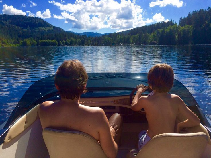 Titisee, Electro Boat, Black Forest, Germany...beautiful lake