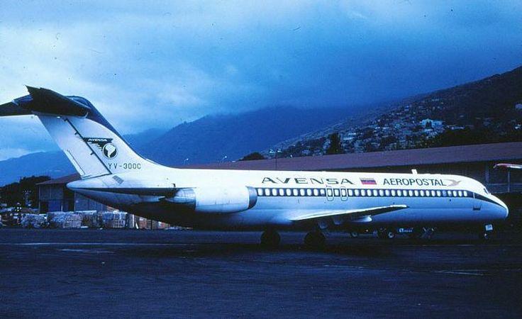 F141  YV-300C AVENSA AEROPOSTAL DC-9-30 Item ID:(854931526)