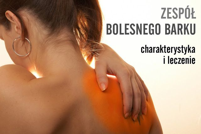#ZespółBolesnegoBarku #shoulderPain syndrome