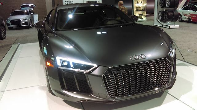 Meet The All New 2017 Audi R8  http://www.gaspedalwebmag.com/2016/04/meet-all-new-2017-audi-r8.html