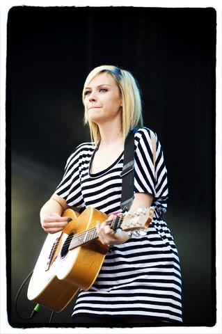 Amy McDonald, Rock Werchter 2009