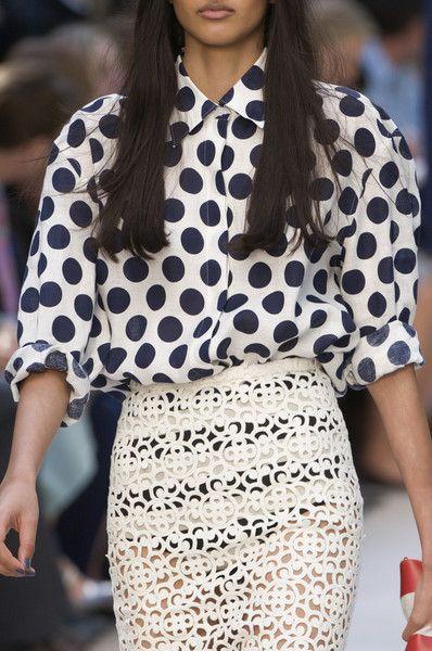Burberry London Fashion Week - Prorsum Spring 2014