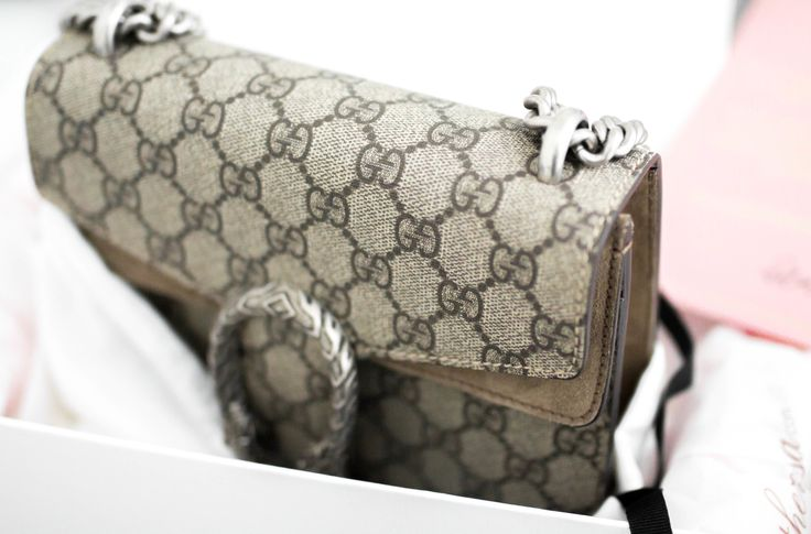 SOMETHING NEW FROM GUCCI // Saijis