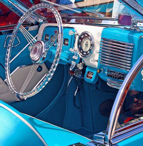 399 best car interiors images on pinterest car interiors vintage cars and motor car. Black Bedroom Furniture Sets. Home Design Ideas