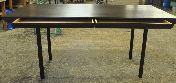 Rûna table designed by Isabel Ahm. http://www.kjeldtoft.com/