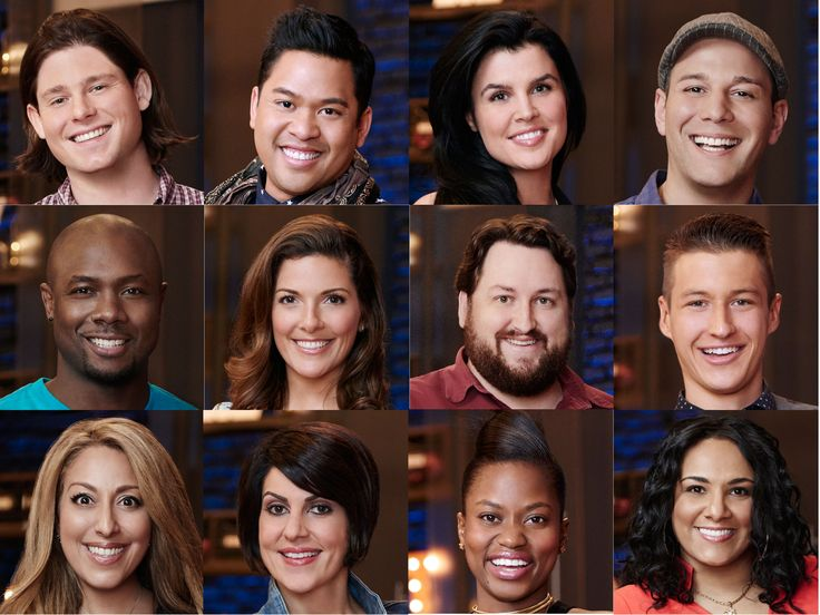 Introducing: The Finalists : See who's vying to be the next Food Network Star, and learn about the rivals' past experiences in the kitchen. via Food Network