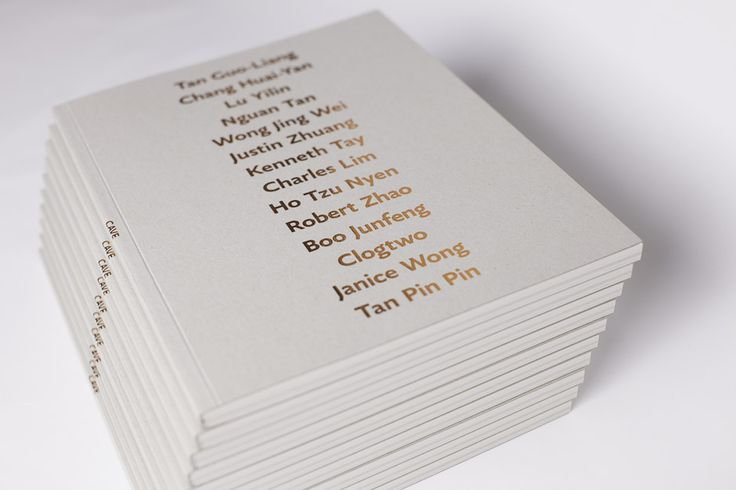 catalogue / designed by Fable