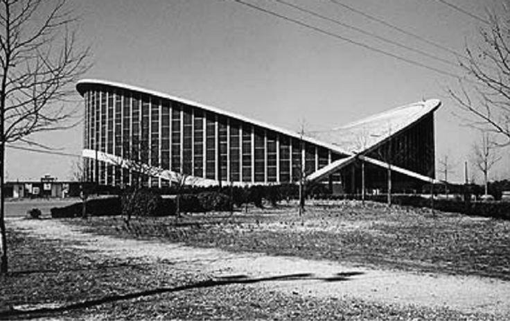 Maciej Nowicki, Paraboleum, State Fair Arena, Raleight, Karolina Północna, 1952