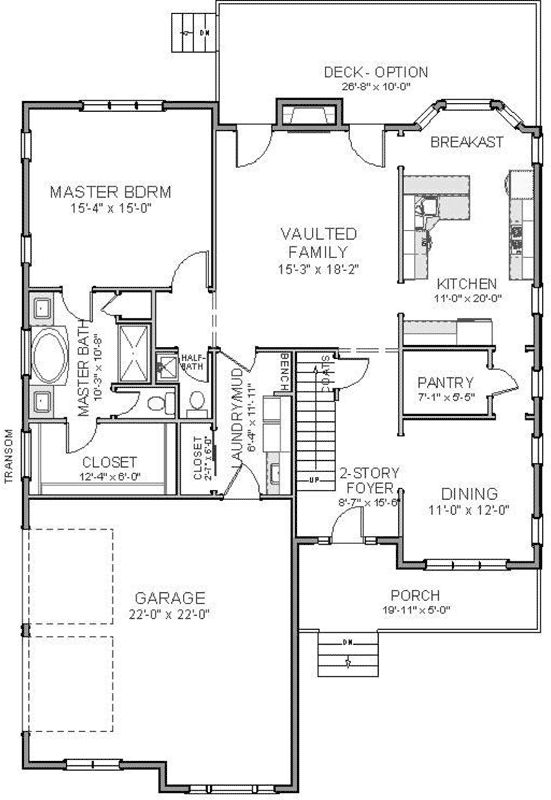 17 best images about final house plans on pinterest for 2 bedroom house plans with bonus room