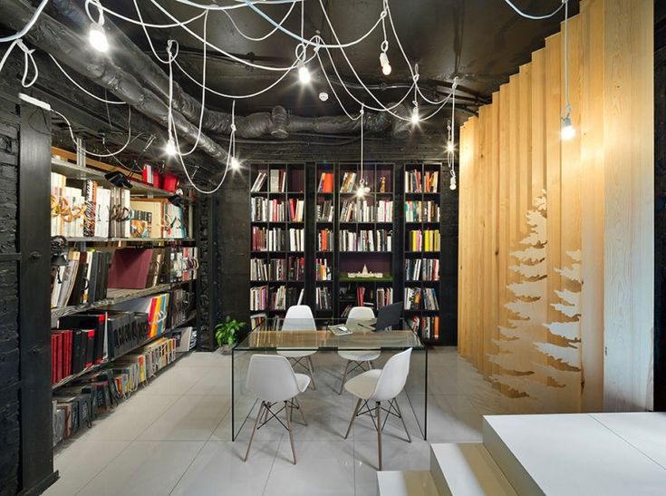 A Showroom In Kiev By A Partment Design Inspirations