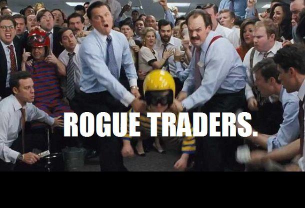 PREDATORS: Dow Jones Crashes while 'Real Wolves of Wall Street' Make a Killing