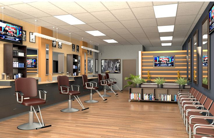 Barber Shop Design Mock Up Barbershop Ideas Salon Barbershop Decor