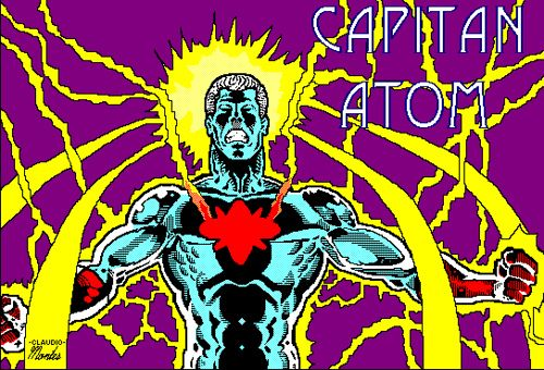 Capitán Atom   Flickr - Photo Sharing!