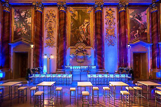 Palais Liechtenstein bei International Luxury Travel Market Asia in Shanghai