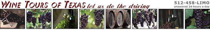 texas wine tours...