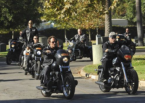 sons of anarchy season 1 | bikes of sons of anarchy nice