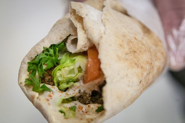 The best late night falafel and shawarma in Toronto