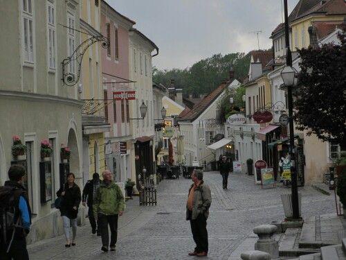 Melk main street