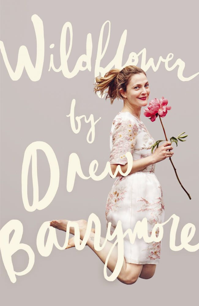 WILDFLOWER by Drew Barrymore // This book is a portrait of Drew's life in stories as she looks back on the adventures, challenges, and incredible experiences of her earlier years. It is the first book Drew has written about her life since the age of 14. #SeasonsReadings