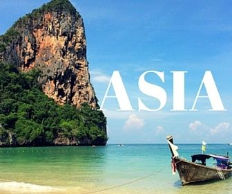 #TheWanderYears favourite destinations and travel posts from Asia.