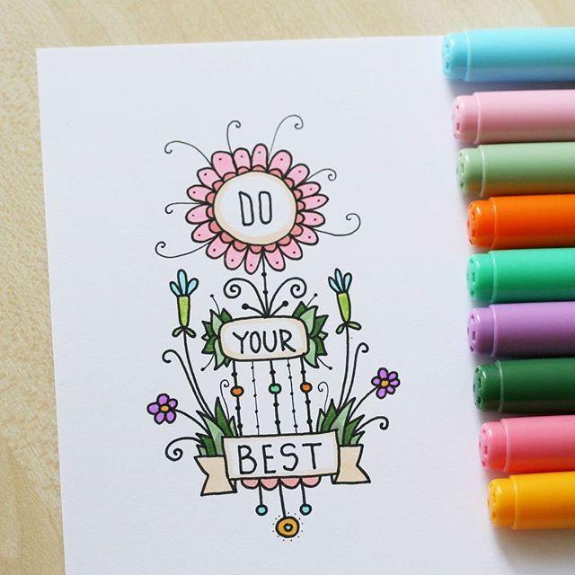 #drawing #markers #doodle #doodling #inspiration #instaart #art #doyourbest #motivation #flowers #copic #joonistus #joonistan #рисунок #рисую #маркеры #вдохновение #творчество #дудл