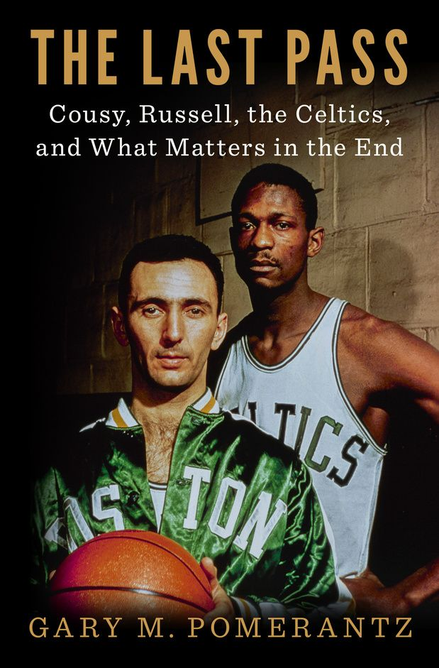 Excerpt from new book on Cousy 15a225d68