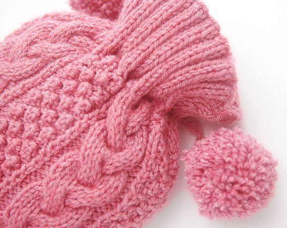 17 Best images about Hot Water Bottle Covers - Knitting ...