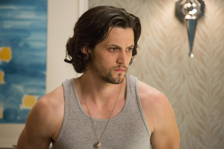 Pin for Later: The Sexiest TV Moments of 2014 True Blood James (Nathan Parsons) is supernaturally hot.