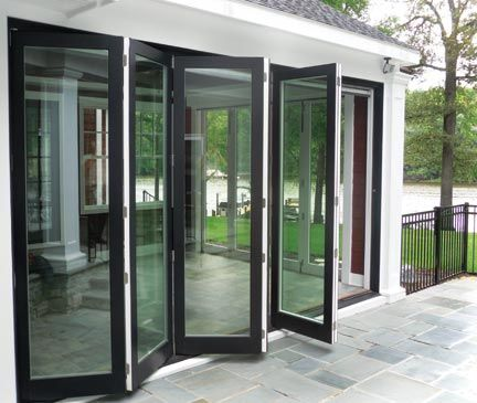 17 best images about windows and doors on pinterest for Patio doors folding sliding