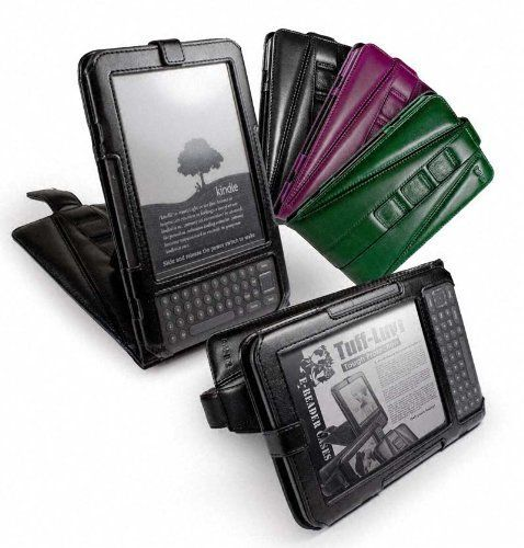 313 best electronics images on pinterest consumer electronics tuff luv tri axis leather case cover for amazon kindle keyboard kindle 3 black by tuff luv 4000 the first case of its kind to offer a fully fandeluxe Choice Image