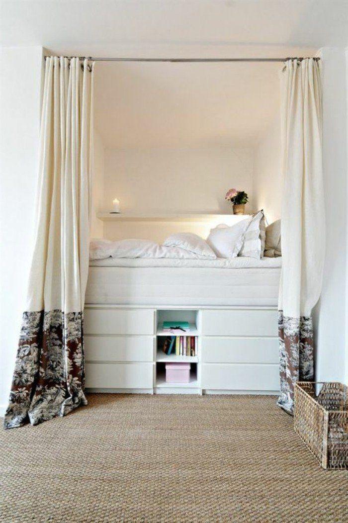 Les 25 meilleures id es tendance lit tiroir sur pinterest lit tiroir lit - Lit en rotin pas cher ...